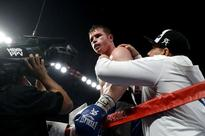 Canelo Alvarez makes $10m offer to take on Gennady Golovkin after Liam Smith victory