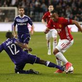 WATCH | Europa League wrap: Manchester United held in dramatic tie, Ajax win, crowd trouble delays Lyon match