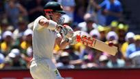 Ashes: David Warner's smashing century for Boxing Day Test gives Aussies an edge