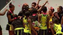 Sunshine Girls beat England to clinch three-test series