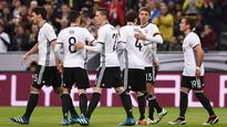Germany thrash Italy but Euro 2016 is foremost in their thoughts