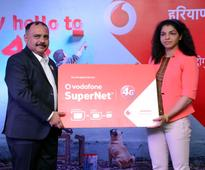 Vodafone launches 4G LTE services in Rohtak
