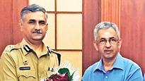 Mumbai CP's post downgraded again from DG to ADG