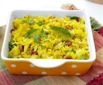 Aloo Poha Recipe