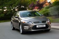 Upgraded Mondeo unveiled