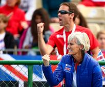Judy Murray resigns as captain of Aegon GB Fed Cup Team