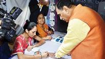 Gujarat Elections 2017 | Rajkot brings out the vote, Vijay Rupani confident