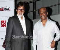 Will Amitabh Bachchan encourage his 'follower' Rajinikanth to enter politics? - News