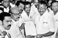 O. Paneerselvam retains Bodinayakkanur