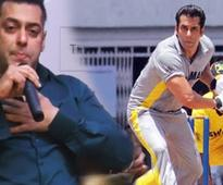 My dad wanted me to be a cricketer: Salman