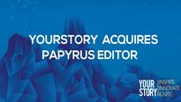 YourStory Media owns e-book creator Papyrus Editor