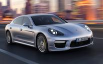Meilenstein: 100,000th Porsche Panamera Rolls Off Line at Leipzig