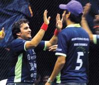 Vivek Shines on Platinum Day at Elite Super Sixes Cricket Tournament