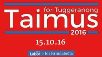 Labor hopeful Taimus Werner-Gibbings hopes to break hyphen drought in ACT election