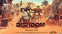 Dishoom an action comedy