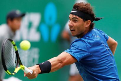 Tennis round-up: Nadal downs Dimitrov to make Shanghai Masters semi