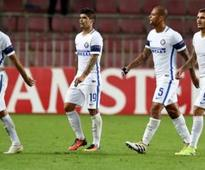 More Europa League woe for Inter
