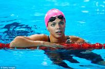 FINA maintain suspension of Russian breaststroke swimmer Yulia Efimova after testing positive for meldonium