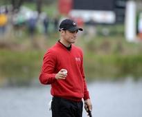 Kaymer on receiving end of Ryder Cup jibes in U.S
