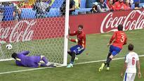 Spain beats Czech Republic 1-0 in Euro 2016