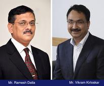 Ramesh Datla elected Chairman and Vikram Kirloskar Deputy Chairman of CII (SR)