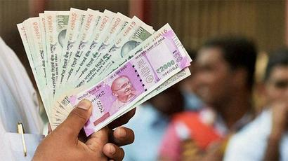 FinMin yet to take a call on 'tax on cash'