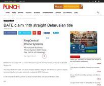 BATE claim 11th straight Belarusian title