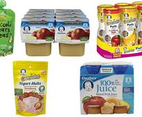 4 Essential Stages of Baby Food
