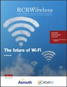 The Future of Wi-Fi: An Editorial Feature Report May 03, 2016With the advent of LTE-U and LAA, Wi-Fi may face radical change -- or will it? In its latest editorial report, RCR spoke with...
