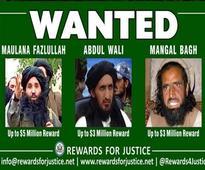 US announces $5 mn bounty for Pakistani Taliban leader Maulana Fazlullah