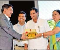 Jal Swavlamban project benefitted 42 lakh people: Vasundhara Raje