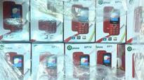 14,900 cellphone sets seized at Dhaka airport