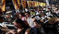 Communism slowly chokes Hong Kong