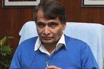 Goods train mishap prompts Suresh Prabhu to order immediate safety review