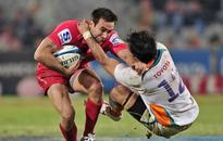 Van Zyl double lays platform for Cheetahs win over Reds