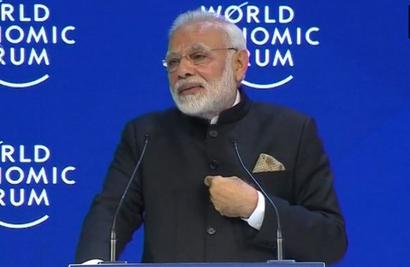 Let's make the world a 'haven of freedom': PM@Davos