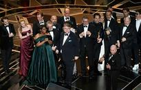 'The Shape of Water' wins Oscar for Best Picture