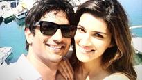 Kriti Sanon clears air on her rumoured Thailand trip with Sushant Singh Rajput