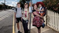 Call for school students to get free public transport