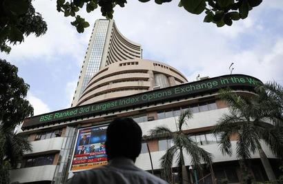 Sensex gains 35 points to close at 28,635