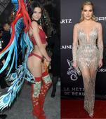 Kendall Jenner And Khloe Kardashian: Victoria's Secret Body Vs. Revenge Body