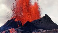 How much warning for supervolcanoes?