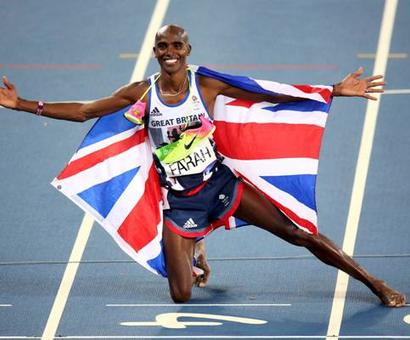 Rio double shows I didn't just fluke it in London: Mo Farah
