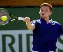 David Goffin beats Marin Cilic to reach semifinals at Indian Wells