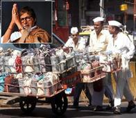 Amitabh Bachchan to Play the Head of the Dabbawalas in a YRF Movie