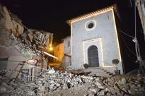 Italy in 'miraculous' escape after fresh quake