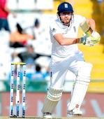 Mohali Test: Jonny Bairstow's fifty was good for England