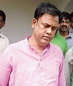 Rape cuffs on Trinamul leader