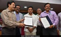 Telangana Signs Pact With ISRO To Promote Education