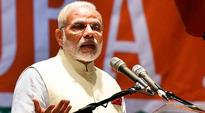 Send all-party team to Valley, allies tell Modi